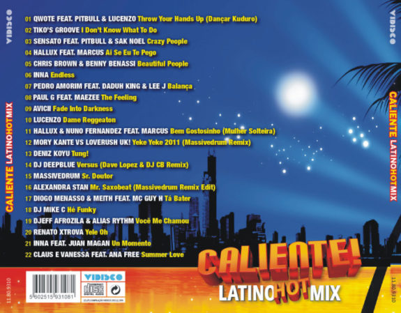 Caliente! Latino Hot Mix