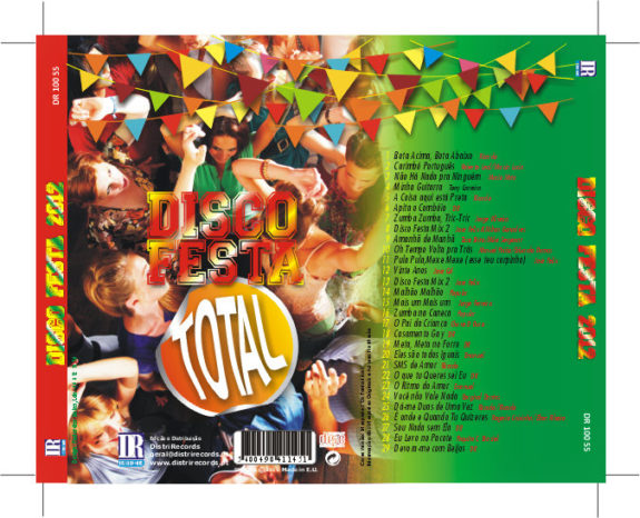 Disco Festa 2012