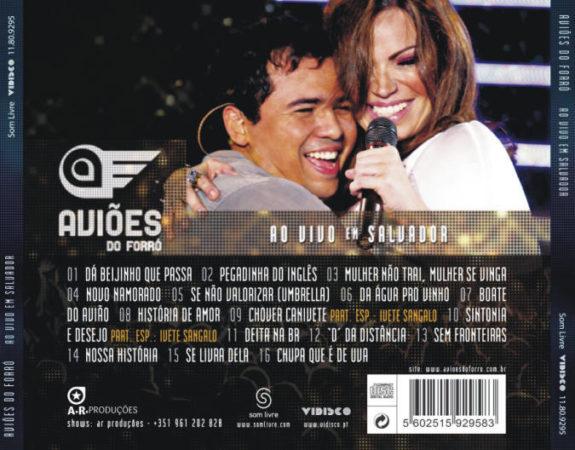 Ao vivo em Salvador-CD