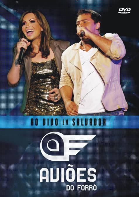 Ao vivo em Salvador-DVD