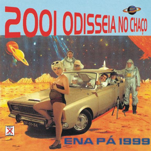 2001 Odisseia no chaço