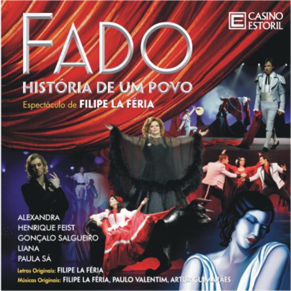 Fado – História de um Povo (CD)