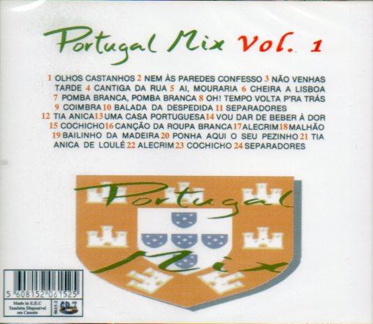 Portugal mix vol 1