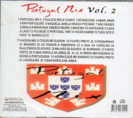 Portugal mix vol 2