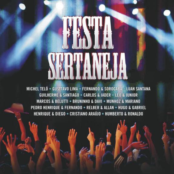 Festa Sertaneja CD