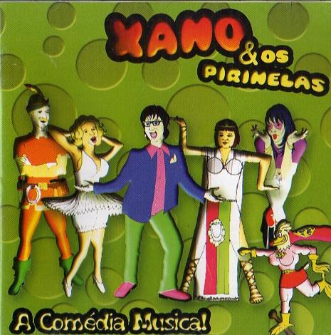 A Comédia Musical