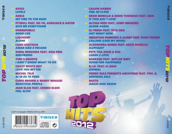 Top Hits 2012