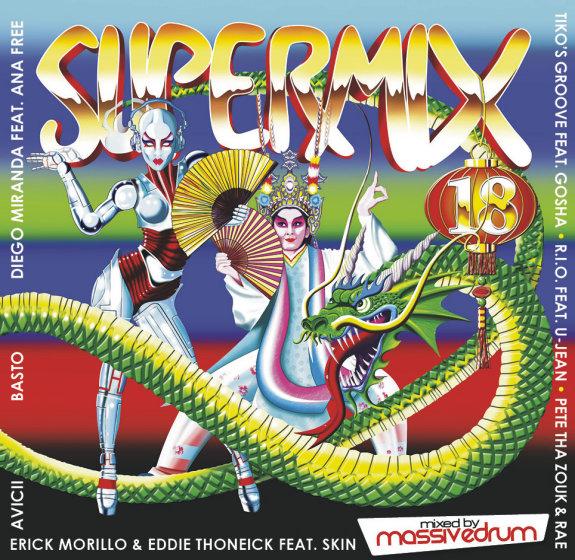 Super Mix 18