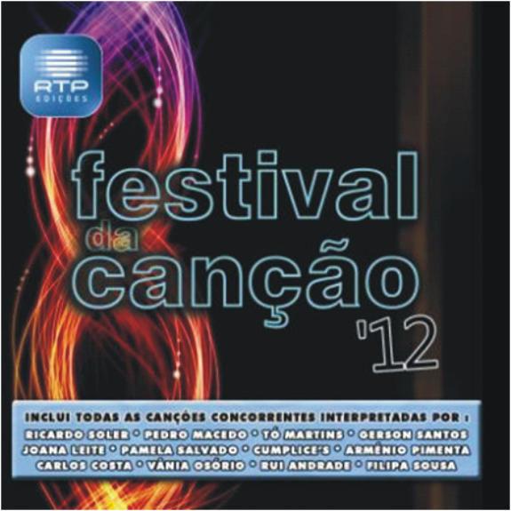 Festival da Canção 2012