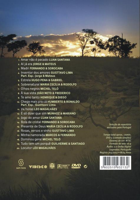 Amor sertanejo (DVD)