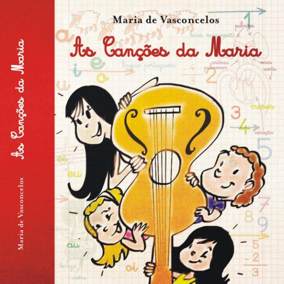 As Canções da Maria - livro + CD