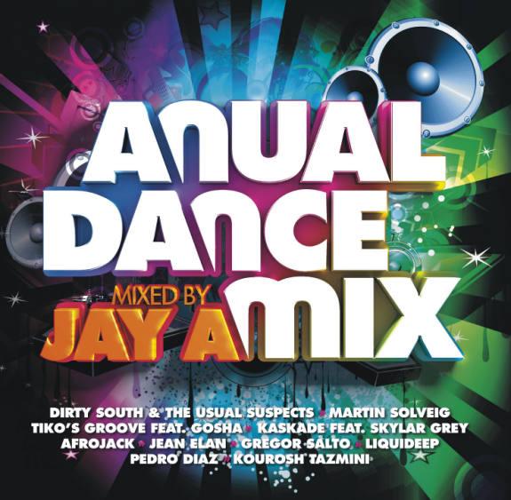 Anual Dance Mix
