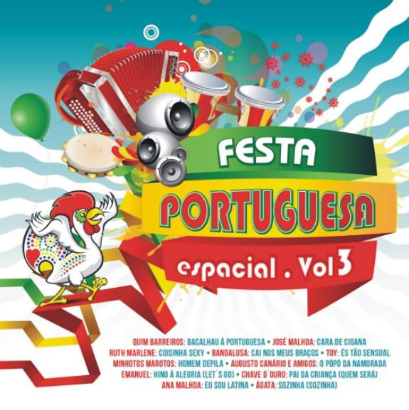 Festa Portuguesa Vol. 3