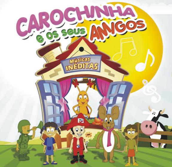Carochinha e seus amigos
