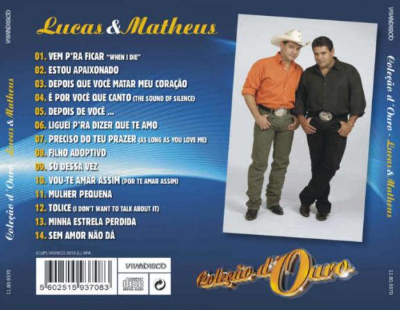 Lucas & Matheus - Colecção D Ouro