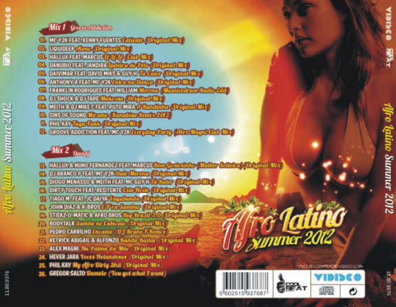 Afro Latino Summer 2012