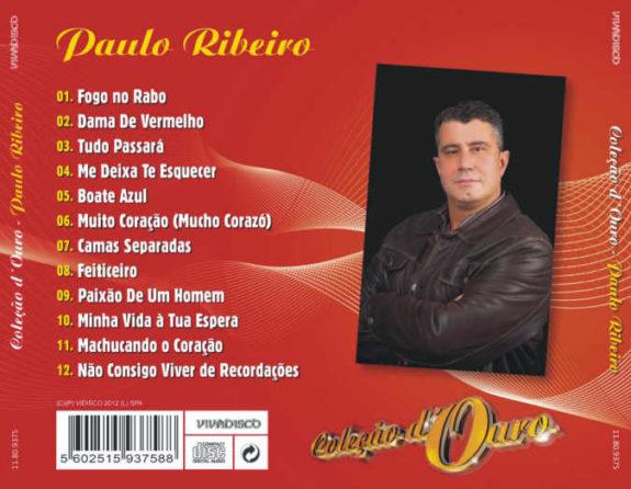 Paulo Ribeiro - Colecção D Ouro