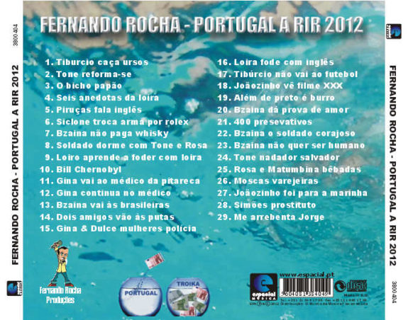 Portugal a rir 2012