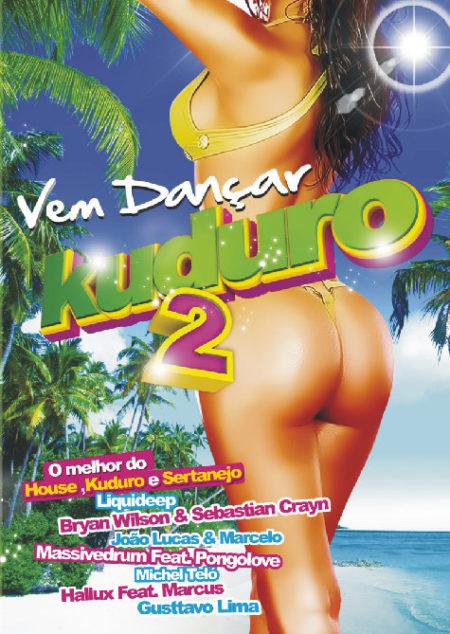 Vem dançar kuduro vol. 2 DVD