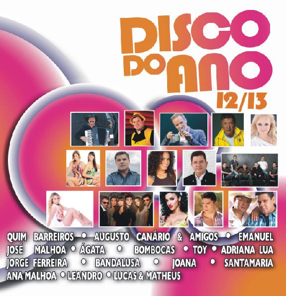 Disco do Ano 12-13