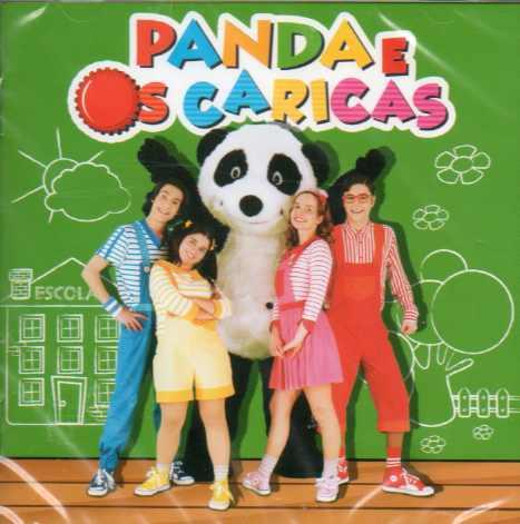 Panda e Os Caricas -CD