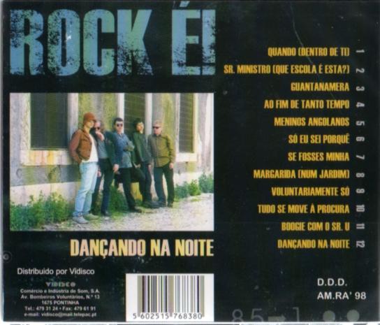 ROCK É! (DANÇANDO NA NOITE)