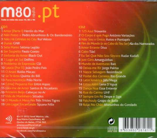M80.PT2 Cds