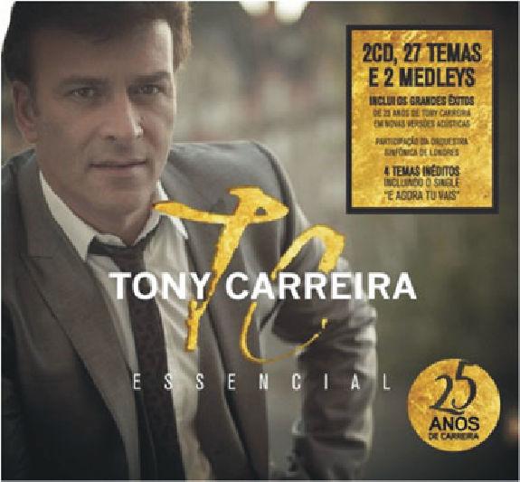 Tony Carreira - Essencial