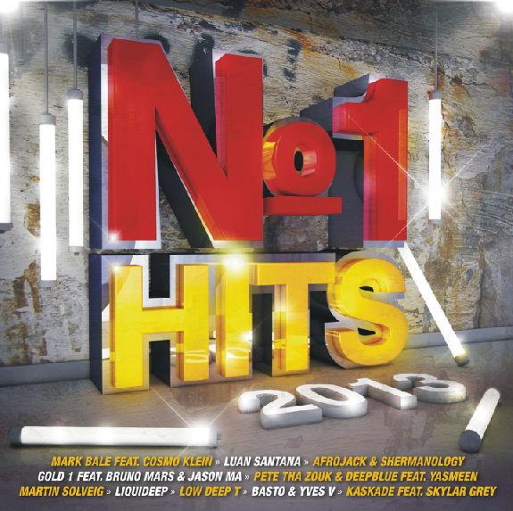 Nº 1 Hits 2013