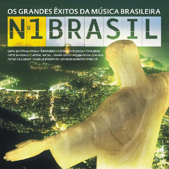 Nº. 1 Brasil - Os Grandes êxitos da música barsileira