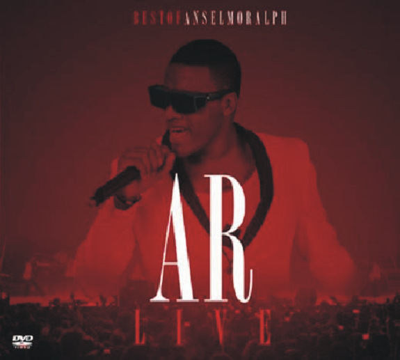 Best of Anselmo Ralph Live CD+DVD