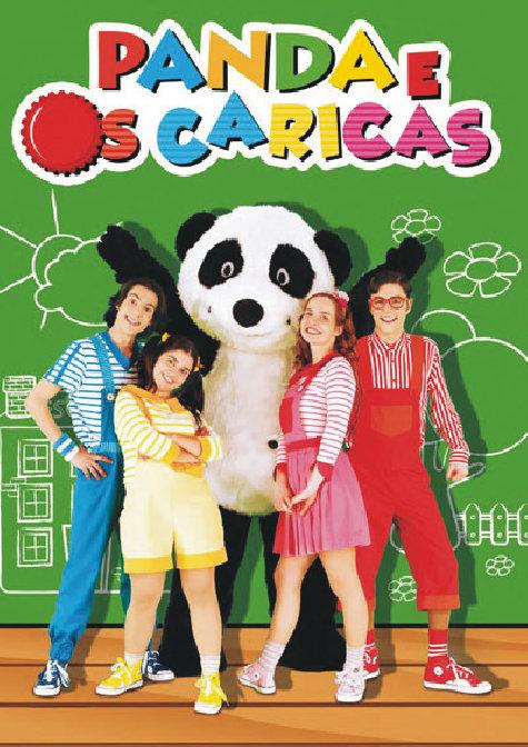 Panda e os Caricas (Reedição)DVD