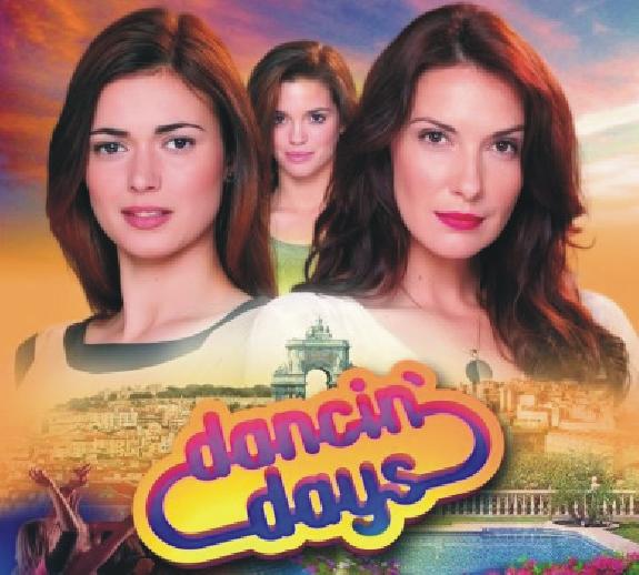 Dancin Days - Banda sonora Original