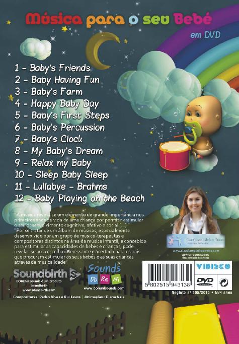 Dó Ré Mi Bébé - DVD