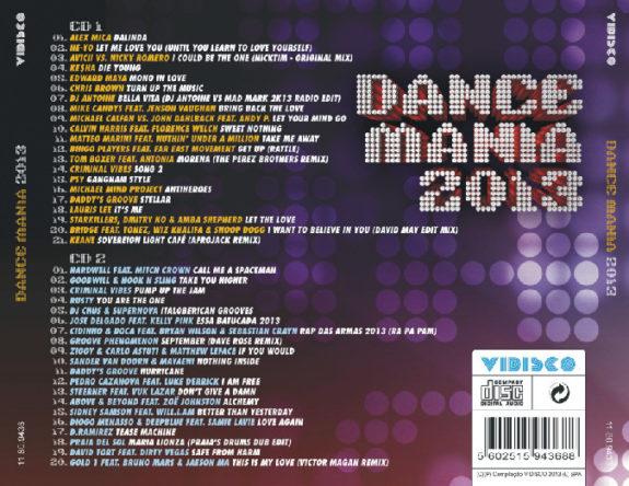 Dance Mania 2013