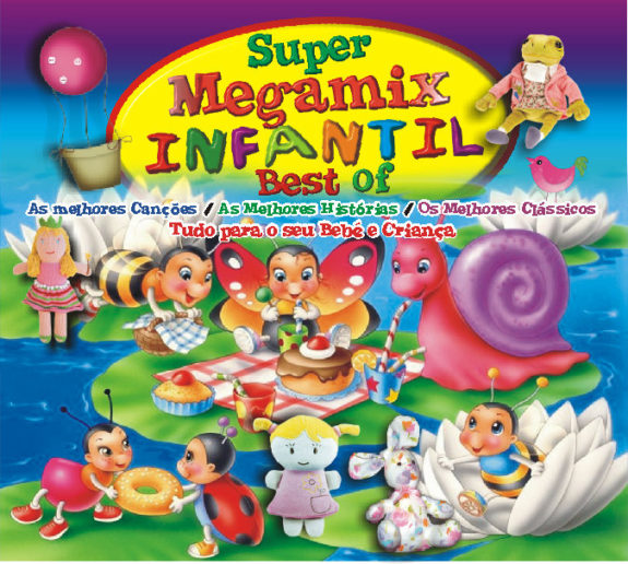 Super Megamix Infantil - Best of