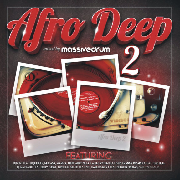 Afro Deep 2 - Mixed By Massivedrum