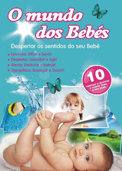 Despertar os Sentidos do seu Bebé