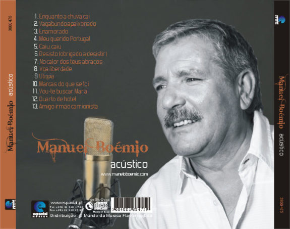 Manuel Boémio - Acústico