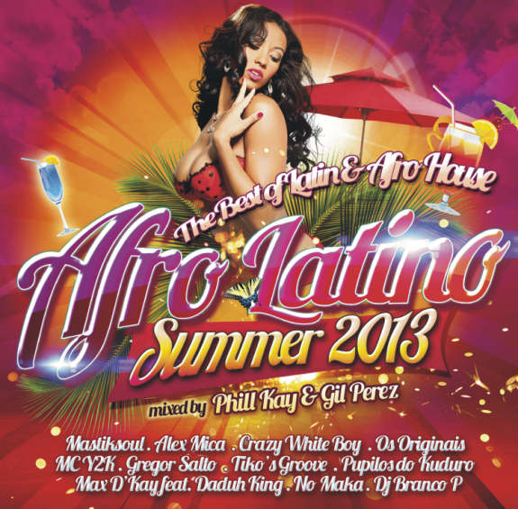 Afro Latino Summer 2013