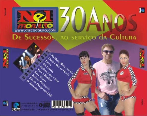 Nel Monteiro 30 Anos