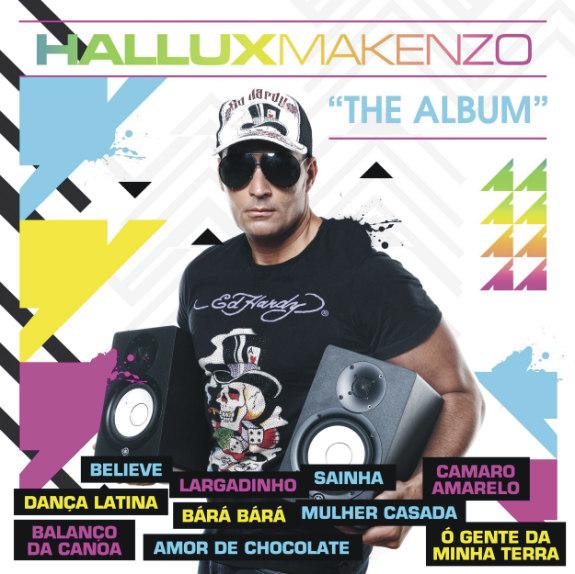 Hallux Makenzo - The Album