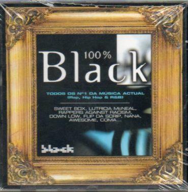100 % BLACK
