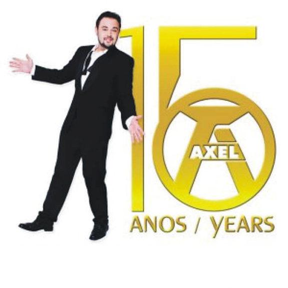 Axel - 15 Anos