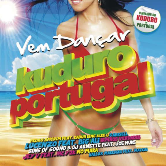 Vem dançar Kuduro Portugal