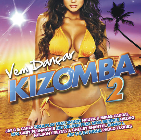 Vem Dançar Kizomba 2
