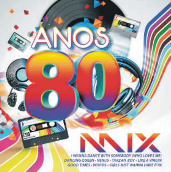 Anos 80 Mix
