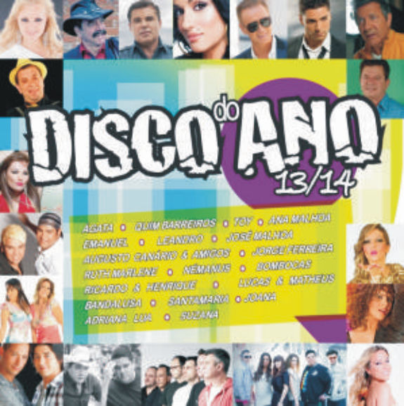 Disco do Ano 13 - 14