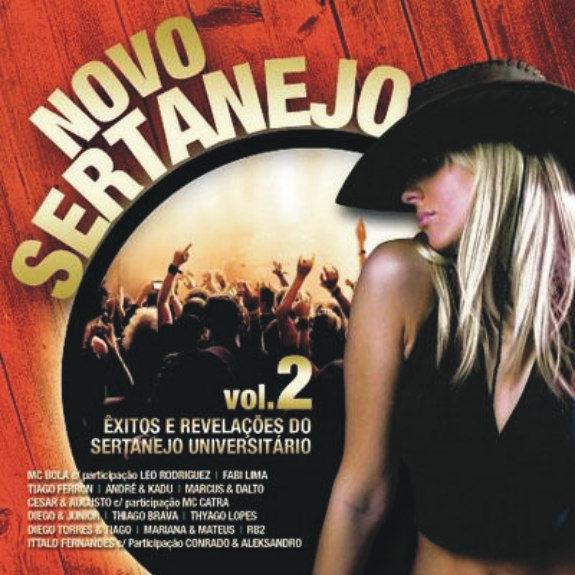 Novo Sertanejo Vol. 2