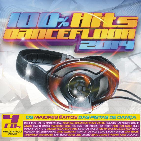 100% Hits Dancefloor 2014